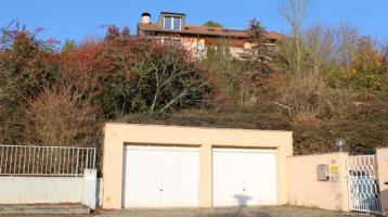 Villa über Ochsenfurt