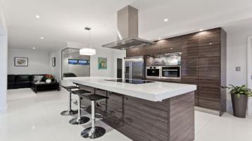 Neubau einer Doppelhaushälfte in Bestlage