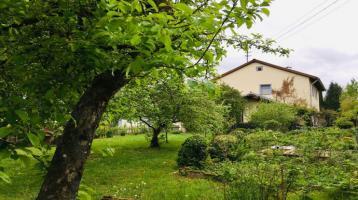 Charmantes freistehendes EFH mit Ortsrandlage und großem Garten im Einzugsgebiet München/Augsburg in sehr gutem Zustand - provisionsfrei!
