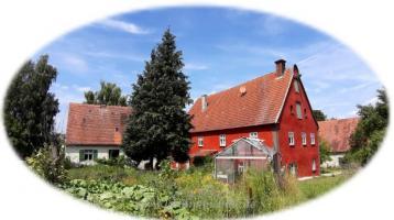 Mühlenanwesen mit Ländereien und Wasserrecht in traumhafter Alleinlage