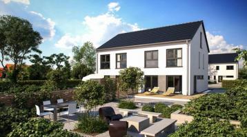 E & Co.- Projektion Doppelhaus in hochwertiger Ausstattung u.a. (Smart-Home u.v.m. in Vorbereitung)