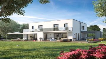 Nur 1041EUR mtl. für schickes Flachdachhaus mit Balkon!!!!