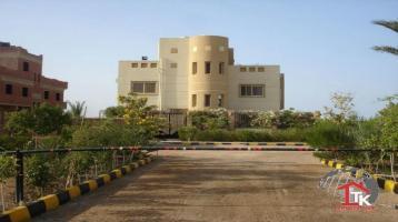 NEUER PREIS. Villa in Safaga Ägypten/Rea See mit Privatstrand - 5 möblierten Wohnungen!