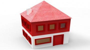 Zuschlagen: Wohn- und Geschäftshaus in Kolbermoor
