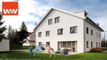 Großzügige Neubau Doppelhaushälfte im Süden von München