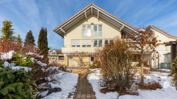 Einziehen und Wohlfühlen - Ansprechende Doppelhaushälfte mit Garten, Garage und Balkon