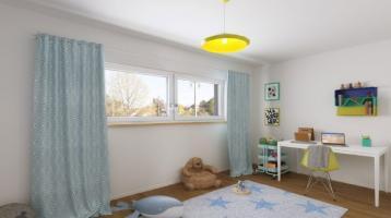 | JETZT BAUKINDERGELD SICHERN! | NEUBAU, 5-Zimmer auf fast 120m² mit Terrasse, Garten und voll unterkellert