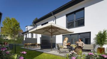 | VIEL PLATZ FÜR DIE FAMILIE | NEUBAU REIHENHAUS, 5-Zimmer auf fast 120m² mit Terrasse und Garten