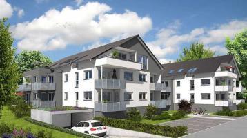 4-Zi.-Eigentumswohnung mit Dachterrasse und Tiefgarage