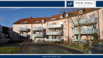 Schnuckelige, vermietete 1-Zimmer-Wohnung in Würzburg zu verkaufen