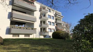 Wohnung mit zwei Zimmern sowie Balkon und EBK in Niefern-Öschelbronn