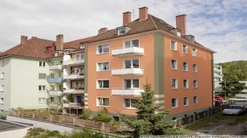 Für Immobilienprofis: Ausbaufähiges Dachgeschoß in der Schiestlstraße mit traumhaftem Stadtblick.