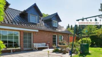IMMOBERLIN.DE - Charaktervolles Haus mit Einliegerwohnung & Südwestgarten