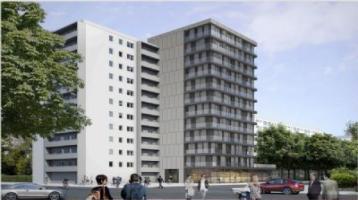 Mitte: Köpenicker Str.: ERSTBEZUG: LUXUS 2-Zi-NEUBAU-Whg. - 3. OG - 56 m² - Balkon - EBK per Q1 2021