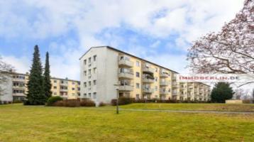 IMMOBERLIN.DE - Gemütlich & gepflegt! Wohnung mit Westbalkon in begehrter Grünlage