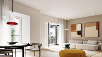 Urban Living: Downtown Apartments im Erstbezug