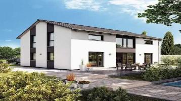 Grundstücksangebot zum Bauen eines EFH mit Hanse-Haus