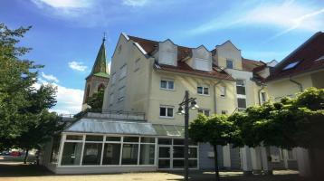 Helle 3,5-Zimmer-Dachgeschosswohnung in Denkingen