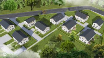 DHH N°8 mit ca. 376 m² Grundstück Quartier Leonhardi am Auwaldsee
