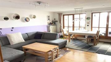 Zentrumsnahe 4-Zimmer Eigentumswohnung in Schwabach von privat