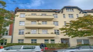 Vermietete Etagenwohnung in zentraler Lage inmitten von Berlin-Prenzlauer Berg nahe Humannplatz