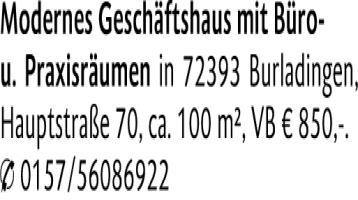 Haus in (72393) 100m²