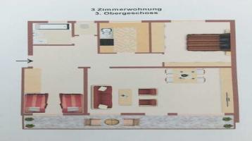 3-Zimmer-Eigentumswohnung zu Verkaufen! Von Privat! Spitzen Verkehrsanbindung, zentrale Lage!