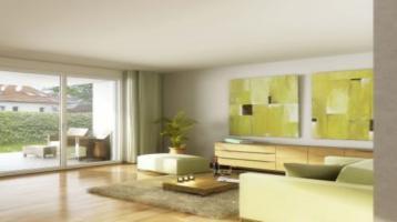 WE1 1 Zi.-Appartement mit kleinem Garten