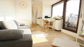 Martrinsviertel helle 1,5 - Zimmer Wohnung mit Terrasse