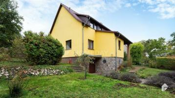 Attraktives Einfamilienhaus mit separatem 2- Zimmer-Bungalow in Werder (Havel)