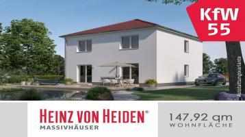 Neubau - zweigeschossiges Haus/Wohnen in der Stadtvilla