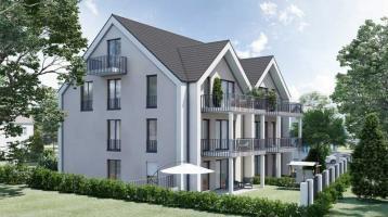 Großzügige Neubau Maisonette Wohnung mit Flair