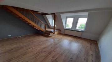 4 Zimmer-Maisonette-Wohnung mit Dachterrasse in Nürnberg