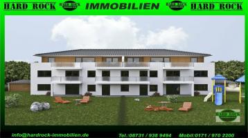 Neubau Penthouse-Wohnung mit Dachterrasse in Oberschneiding