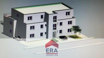 RESERVIERT!!! PROVISIONSFREI! 4 ZKB-Etagenwohnung (Links) mit Gartenanteil - Ideal für Familien