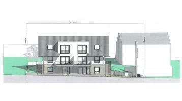 Neues 3-Familienhaus als Energiesparhaus in Trier-Kernscheid