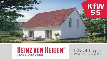 Einfamilienhaus S62 - Neubau - KfW-förderfähiges Haus mit 137 qm