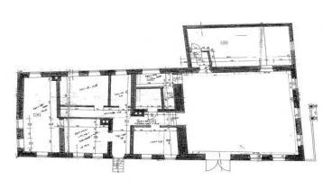 25_ZRH454a Ein Nebenhaus mit Wohnungen auf einem Gutsanwesen / Nähe Kelheim