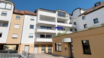 Perfekt geschnittene 3-Zimmer-Wohnung mit Balkon und TG-Stellplatz in Top-Lage in Neustadt a.d.Aisch
