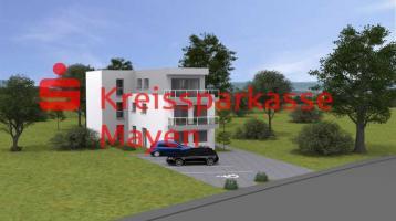 Exklusiver Neubau: Mehrfam.-Haus mit drei Wohneinheiten