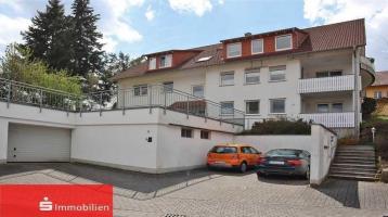 Moderner und klarer Schnitt - schicke Maisonette-Wohnung in Eichenzell