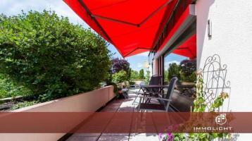 FREI ab Juli 2021, Hohe Wohnqualität, 3-Zimmer, Dachterrassen, TG-Platz