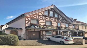 Großzügiges Wohnhaus mit viel Potenzial in Hünfeld – ideal für Familien + als Mehrgenerationenhaus