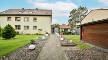 Doppelhaushälfte in Fürth-Stadeln mit viel Potential zur freien Entfaltung
