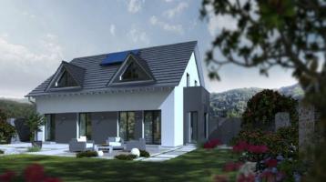 Zweifamilien Haus am Ortsrand von Weidhausen.......