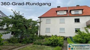 Doppelhaushälfte mit Garten und Garage in perfekter Wohnlage von Bad Neustadt/S.