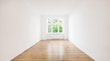 Frisch sanierte 2-Zimmer-Wohnung mit Dielenboden und Balkon