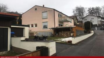Haus in toller Lage mit Blick ins Gebirge (bei Föhn) zu verkaufen!