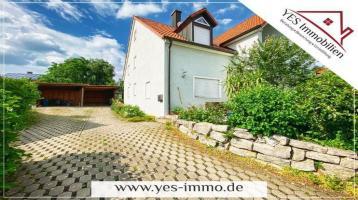 Gepflegte und vermietete Doppelhaushälfte in Stopfenheim