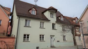 Ideale Kapitalanlage: Denkmalgeschütztes Vierfamilienhaus in Schwabach - Innenstadt!